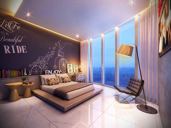 Ngắm nhìn các mẫu thiết kế phòng ngủ đẹp hiện đại