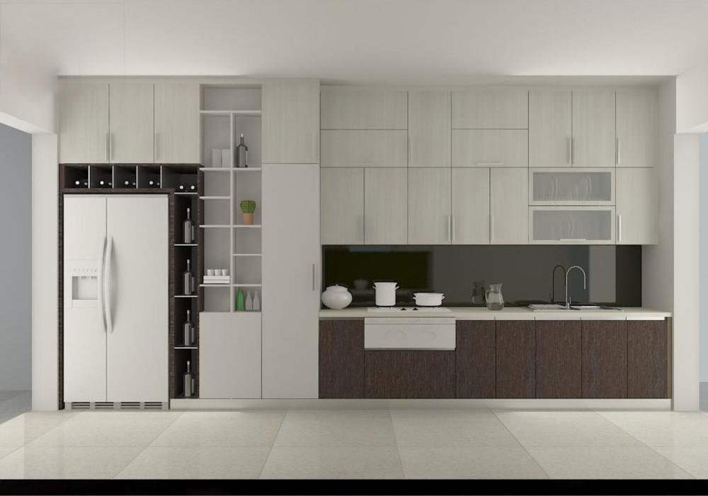 Tủ Bếp Đẹp Tp.Hcm