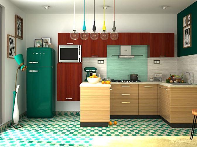 Thiết kế mẫu tủ bếp đẹp Tp.Hcm