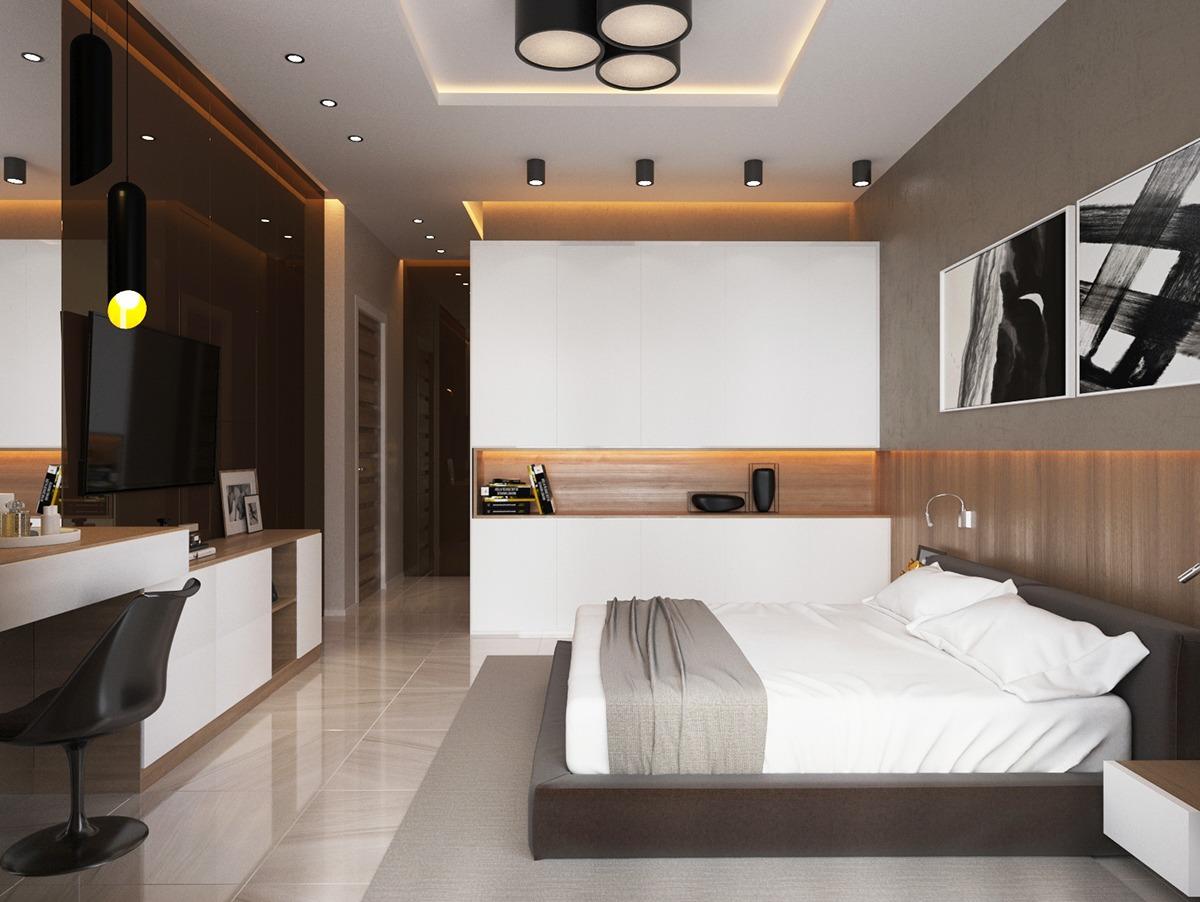 Bộ Giường Ngủ Tủ Quần Áo