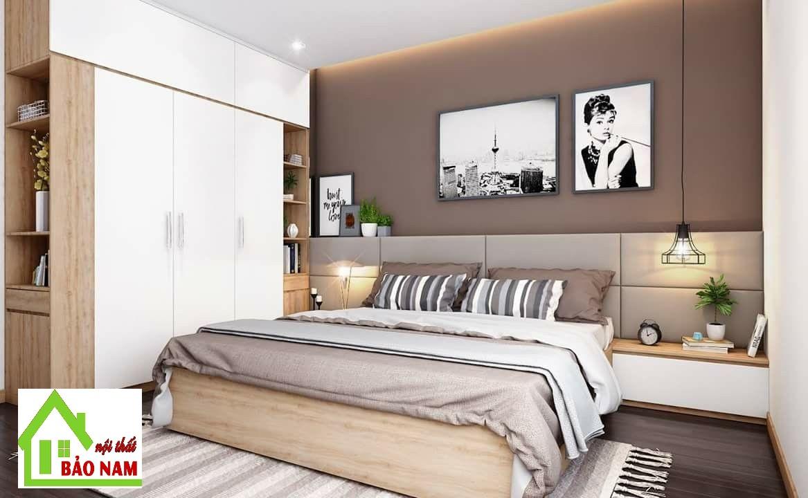 Bộ Giường Tủ Phòng Ngủ