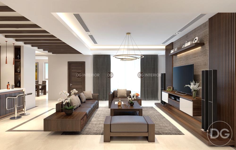 chuyên thiết kế thi công nội thất