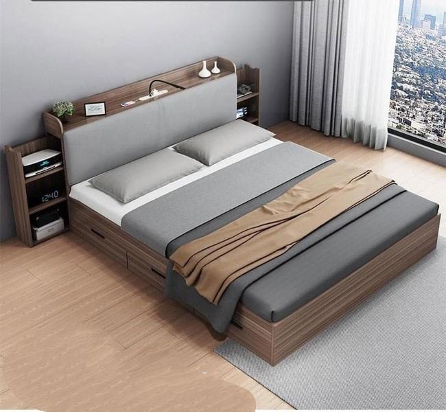 Giường Ngủ Công Nghiệp Đẹp Tại HCM - Giường Ngủ Rẻ Đẹp Hiện Đại HCM