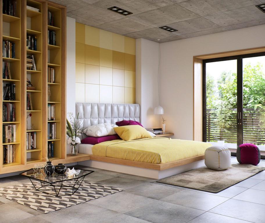 Giường Ngủ Gỗ Công Nghiệp Giá Rẻ Hcm