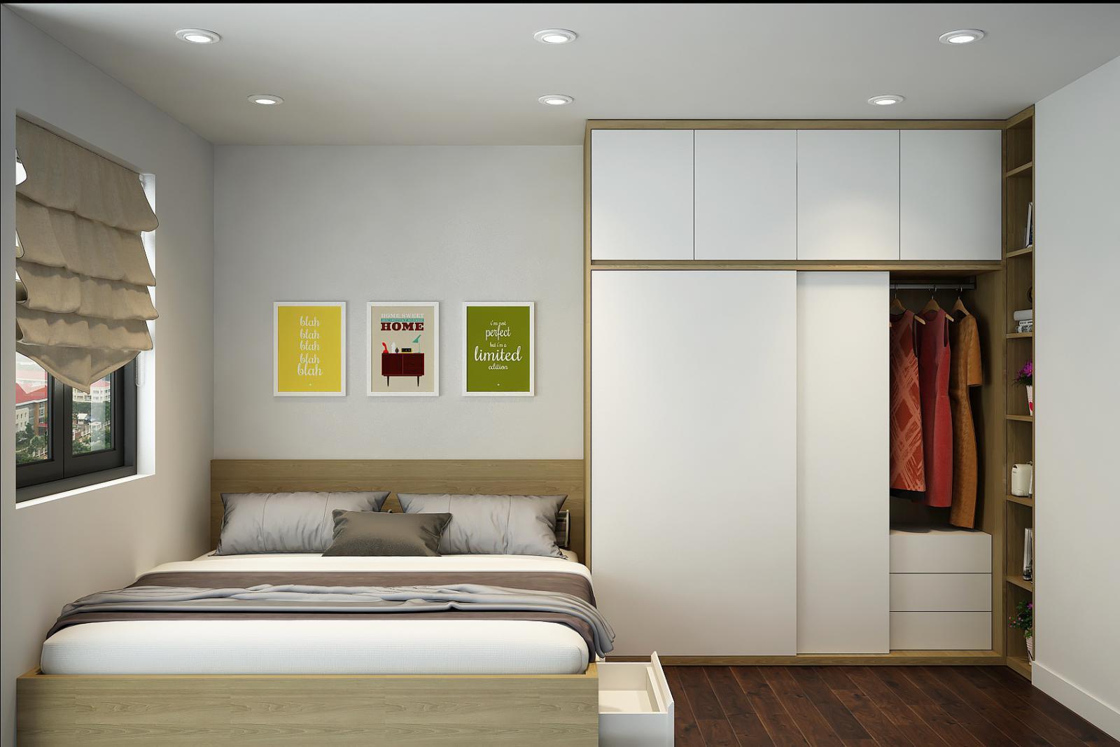 Giường Ngủ Gỗ Công Nghiệp Giá Rẻ Tp.Hcm