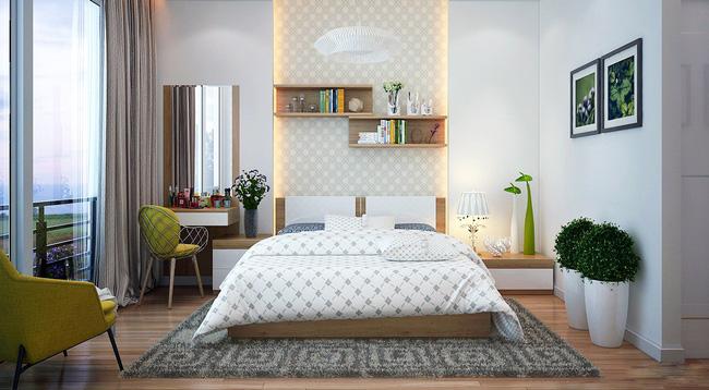 Giường Ngủ Gỗ Giá Rẻ Đẹp Hcm