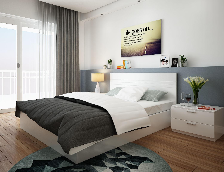 Giường Ngủ Giá Rẻ Hiện Đại Hcm
