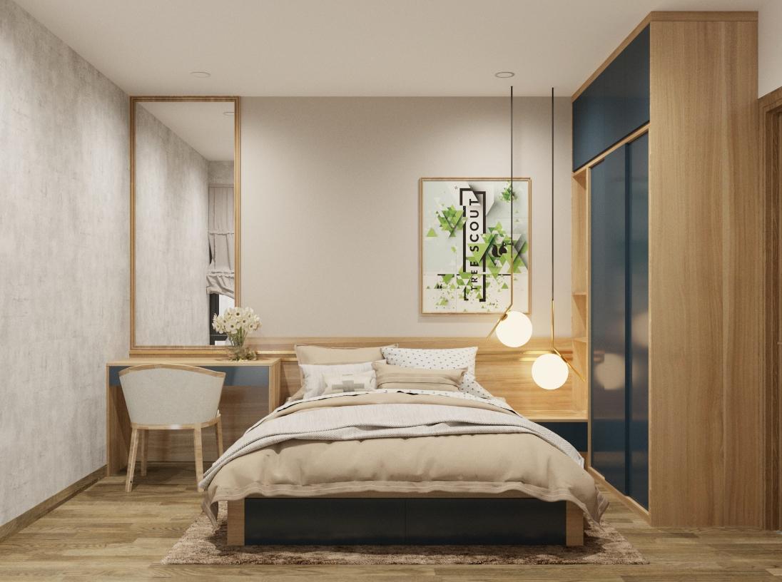 Giường Tủ Đẹp Hiện Đại