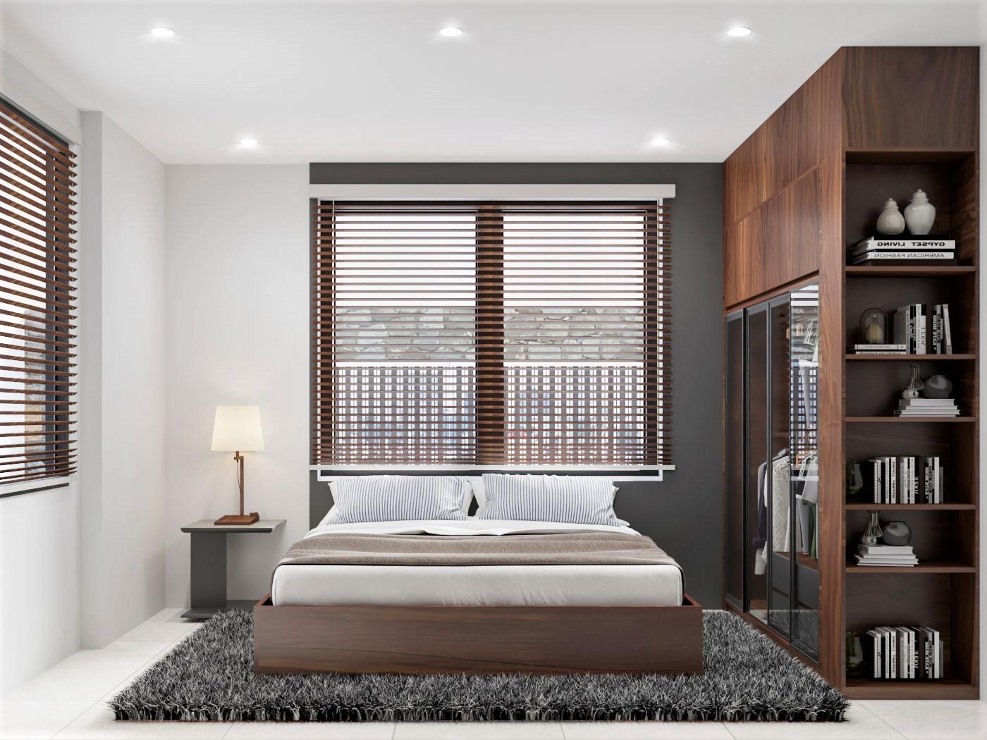 Nội Thất Phòng Ngủ Đẹp Hiện Đại Hcm - Bộ Phòng Ngủ Hiện Đại 2020