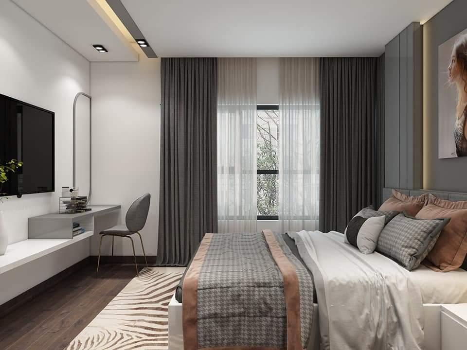 Phòng Ngủ Đẹp Hiện Đại Giá Rẻ