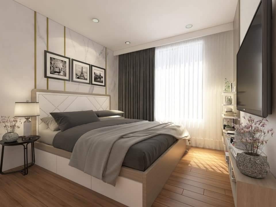 Thi Công Giường Ngủ Rẻ Đẹp Tại Thủ Đức - Giường Ngủ Rẻ Đẹp Tại Thủ Đức