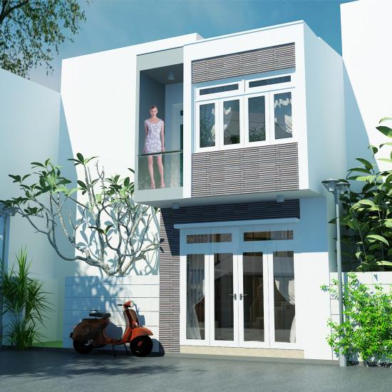 Thiết kế nội thất nhà Lô - Phố nhỏ đẹp hiện đại