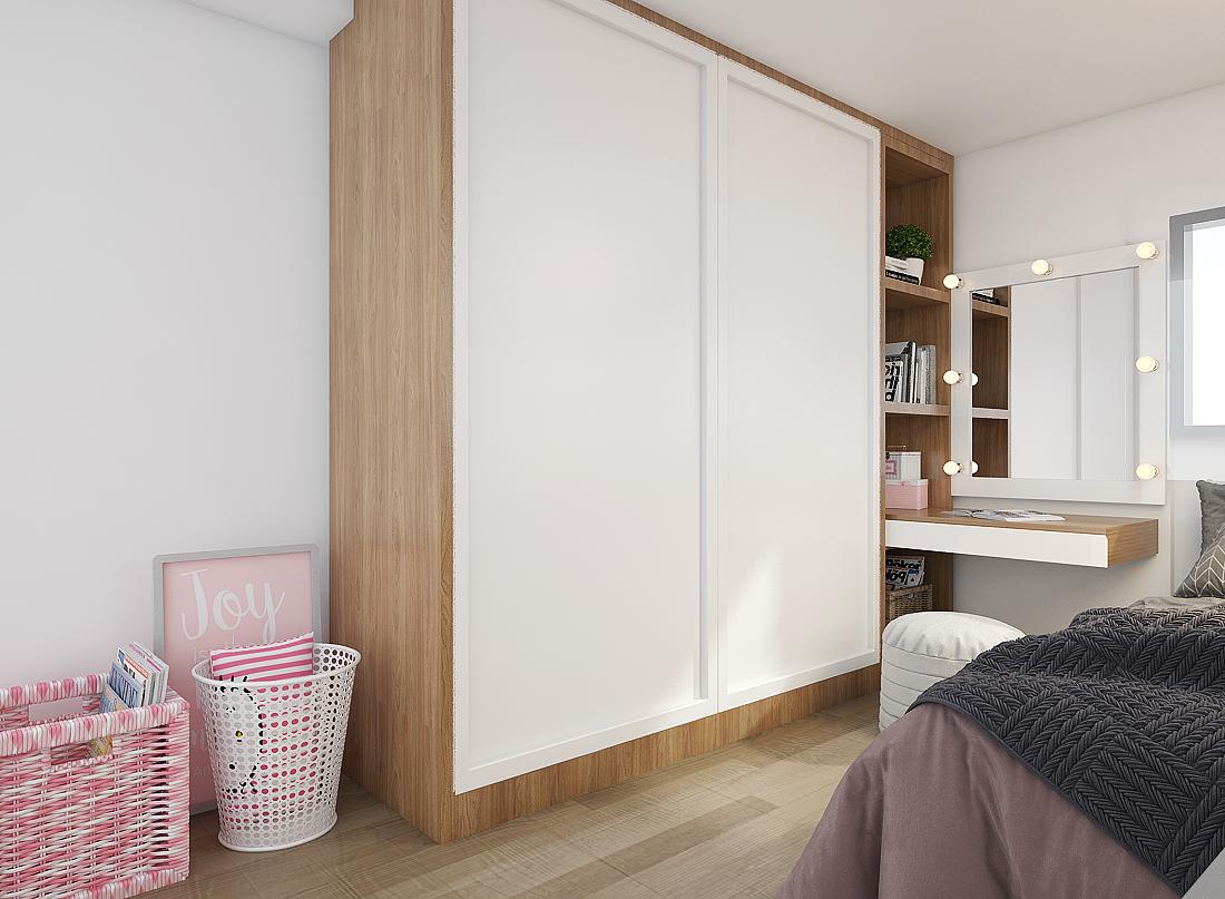 Tư vấn thiết kế và thi công nội thất căn hộ Chị Thảo | Quận Bình Thạnh
