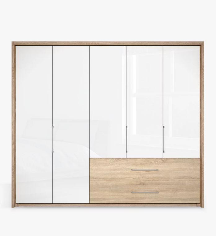 Tủ Áo Gỗ Acrylic Đẹp Tp.Hcm - Tủ Quần Áo Công Nghiệp Acrylic An Cường