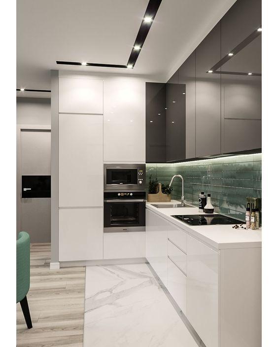 Tủ Bếp Acrylic Tp.Hcm