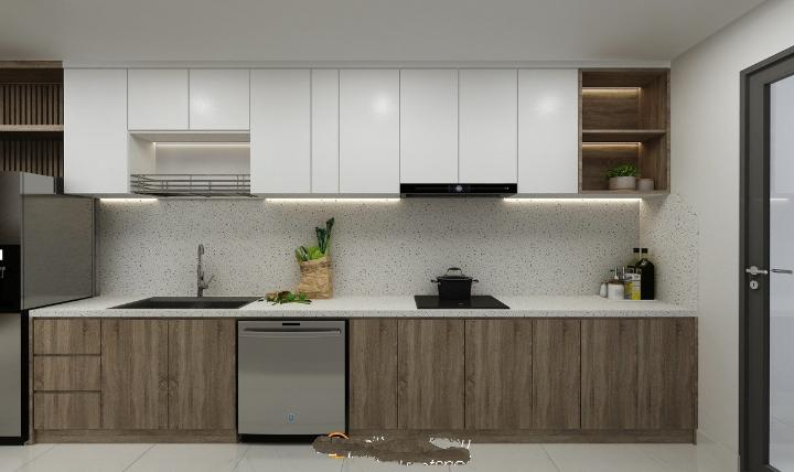 Tủ Bếp An Cường Đẹp HCM - Thi Công Tủ Bếp Rẻ Đẹp