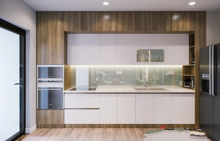 Tủ Bếp An Cường Hiện Đại Tại HCM - Đóng Tủ Bếp Rẻ Đẹp