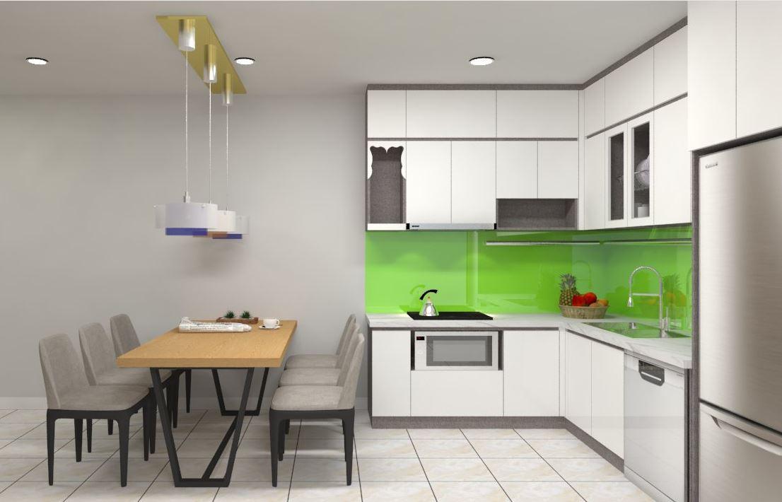 Tủ Bếp Đẹp Giá Rẻ Tp.Hcm
