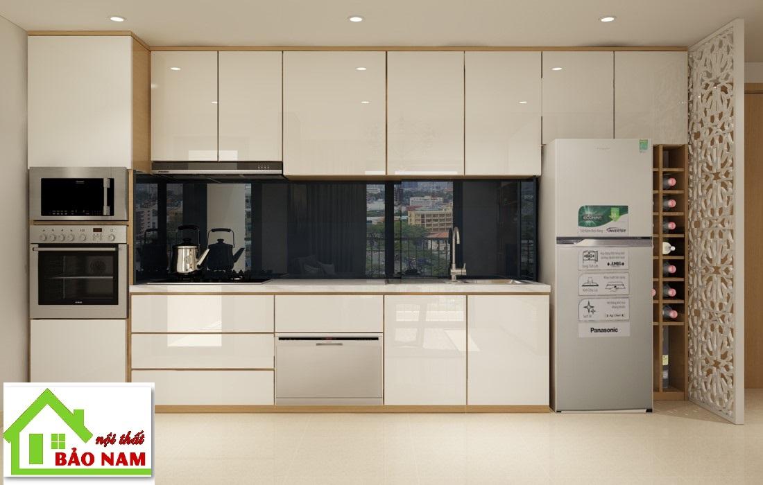 Tủ Bếp Đẹp Hiện Đại 2020
