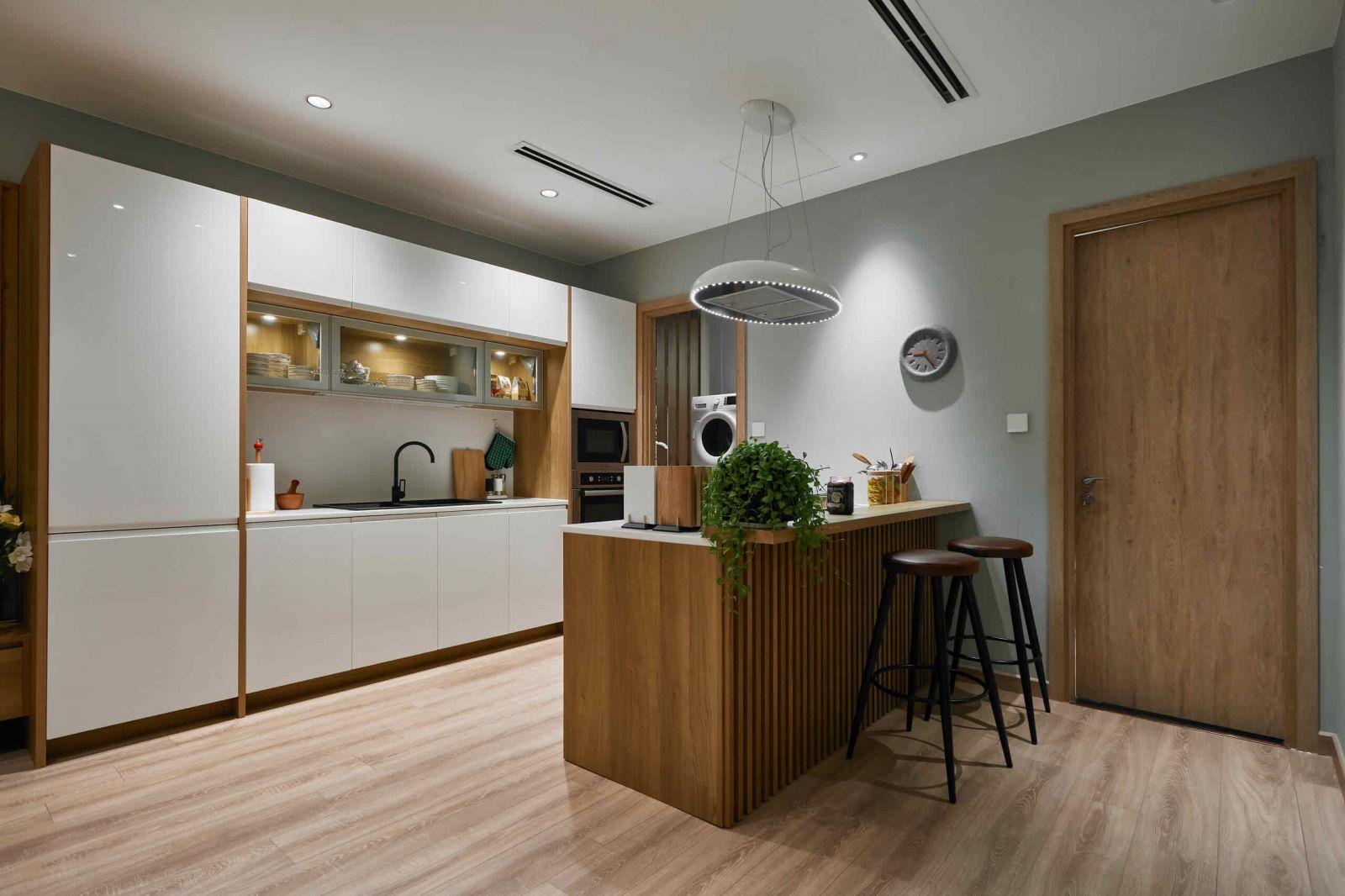 Tủ Bếp Đẹp Rẻ