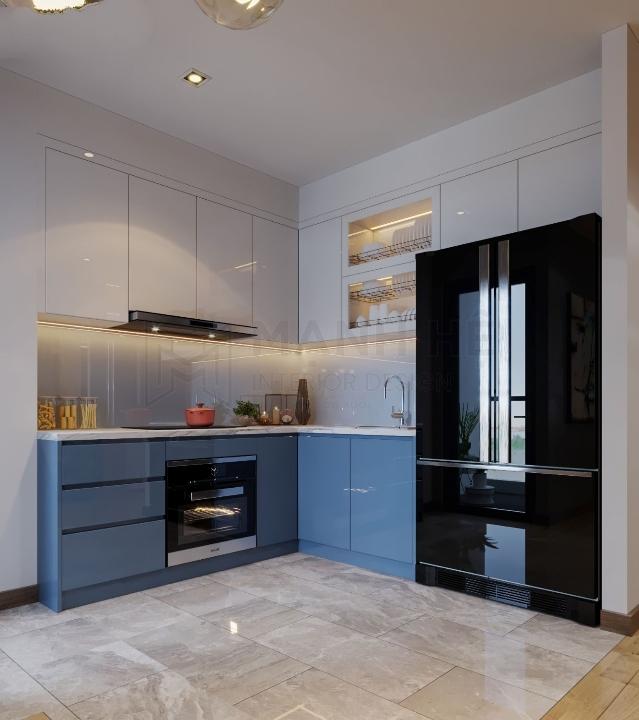 Tủ Bếp Gỗ Giá Rẻ Hiện Đại Tại Hcm - Tủ Bếp Hiện Đại Rẻ Đẹp