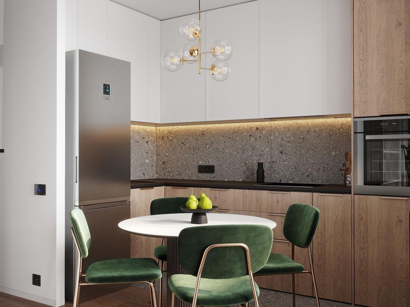 Tủ Bếp Gỗ Hiện Đại Đẹp | Tủ Bếp Giá Rẻ | Tủ Bếp Hiện Đại