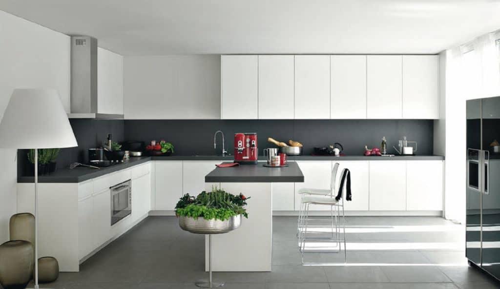 Tủ Bếp Gỗ MDF Chống Ẩm Đẹp