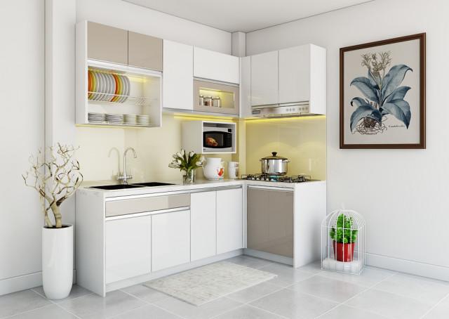Tủ Bếp Hiện Đại Rẻ Đẹp Thủ Đức - Đóng Tủ Bếp Giá Rẻ