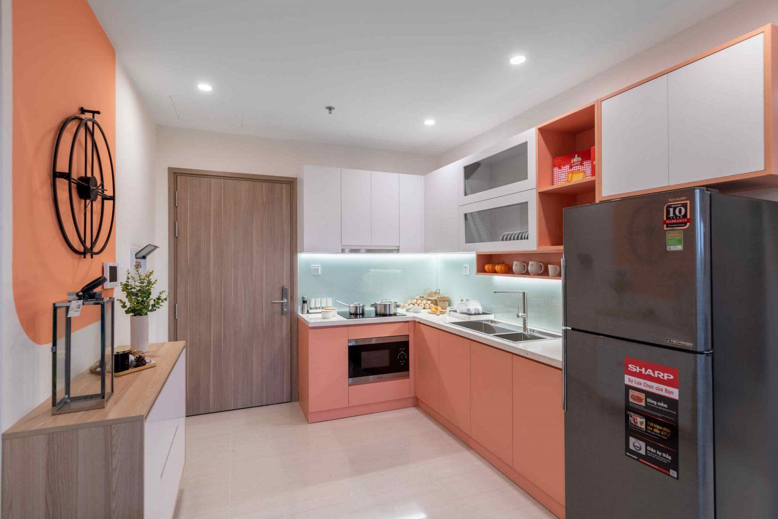 Tủ Bếp Rẻ Đẹp