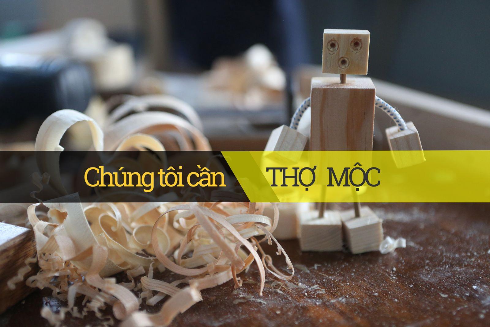 Tuyển Thợ Mộc Lương Cao Có Tay Nghề Tại Thủ Đức, Hồ Chí Minh