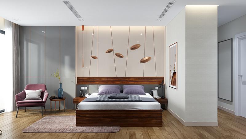 Ý tưởng thiết kế nội thất phòng ngủ theo xu hướng đẹp - hiện đại nhất năm 2018
