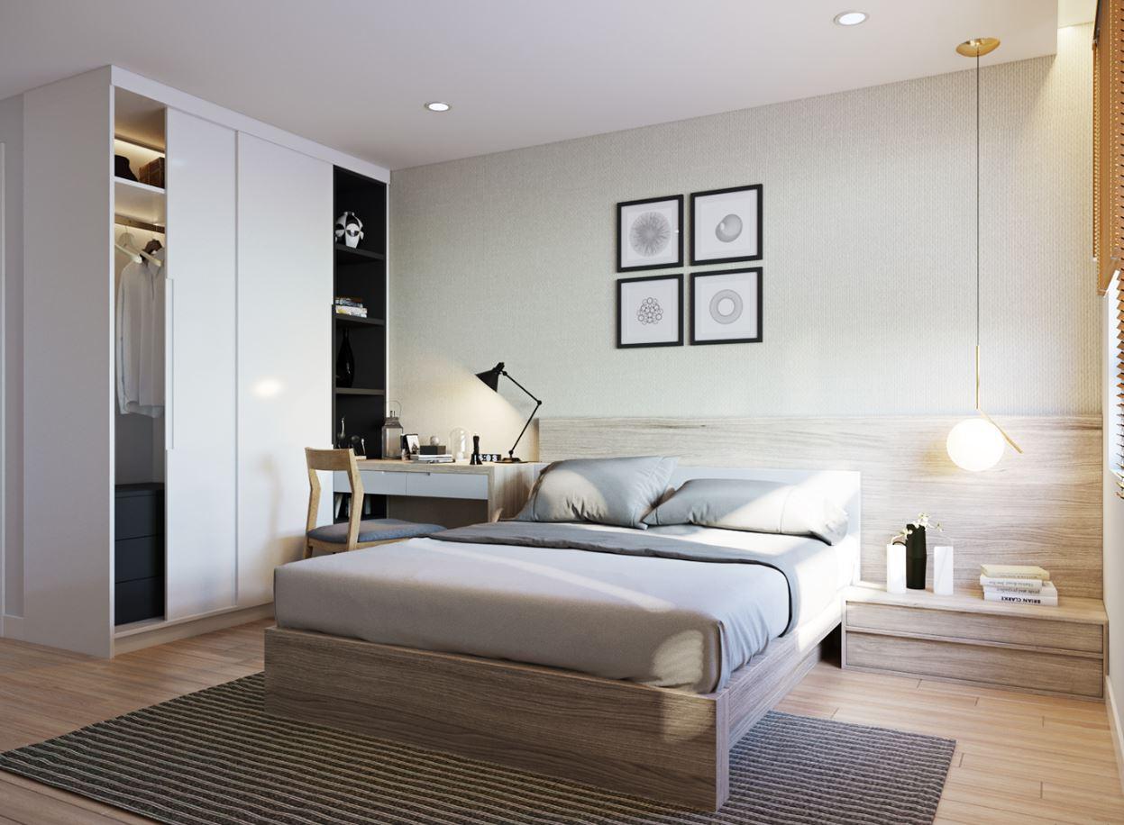 Bộ Phòng Ngủ Hiện Đại | Mẫu Nội Thất Phòng Ngủ Đẹp 2020
