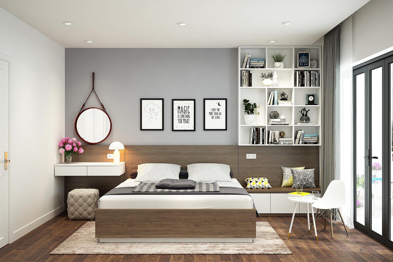 mẫu nội thất phòng ngủ đẹp tại quảng ngãi